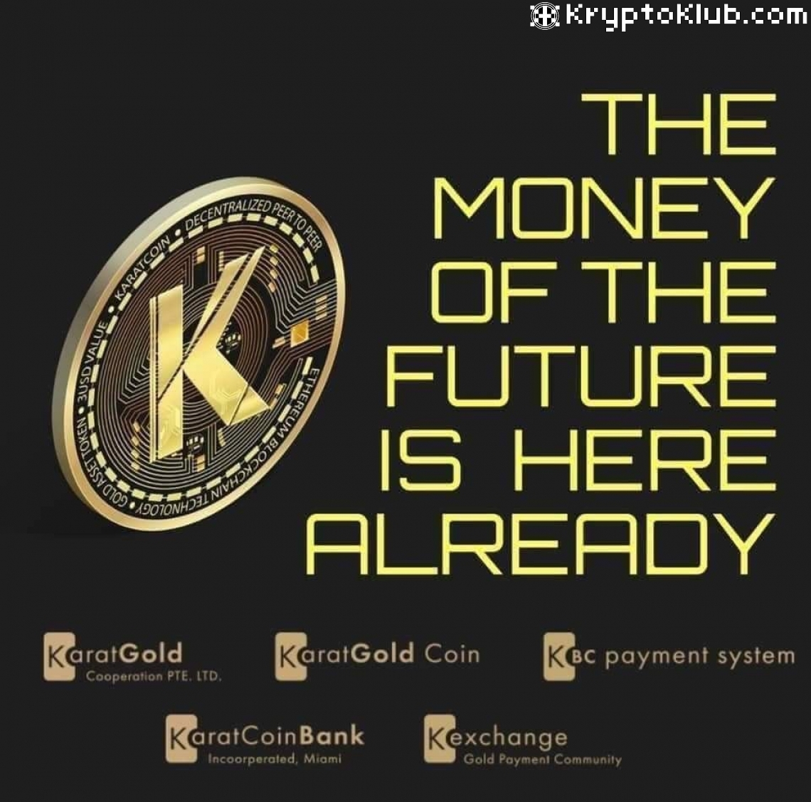 Gold Backed Crypto