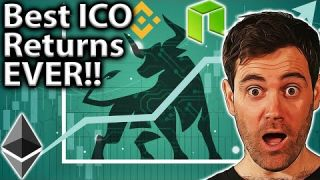 TOP 5 ICOs: Highest Crypto Returns EVER Earned!! 📈