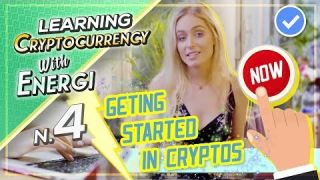 Getting Started With Cryptocurrencies - Episode 4 - Learning Cryptocurrency with Energi