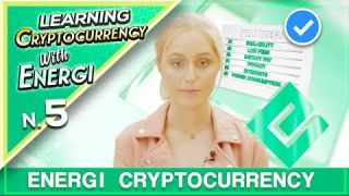 Energi Cryptocurrency - Episode 5 - Learning Cryptocurrency with Energi