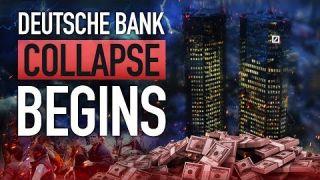Deutsche Bank Collapse! $250 Trillion Debt -Be Ready For Economic Collapse & Stock Market Crash 2019